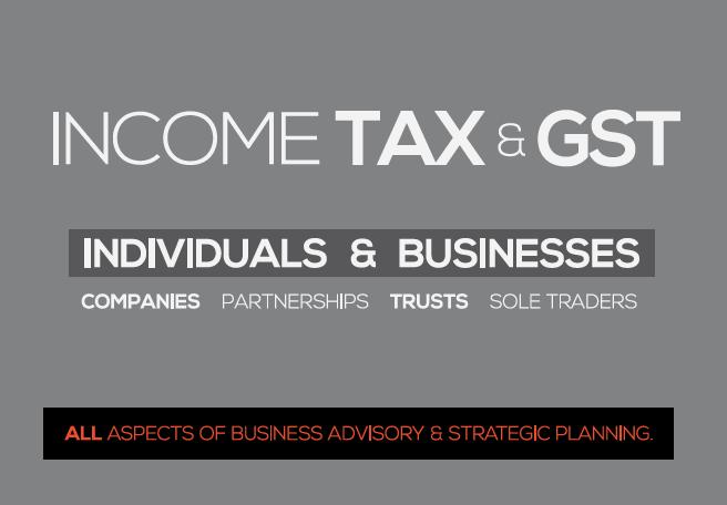 Income Tax & GST